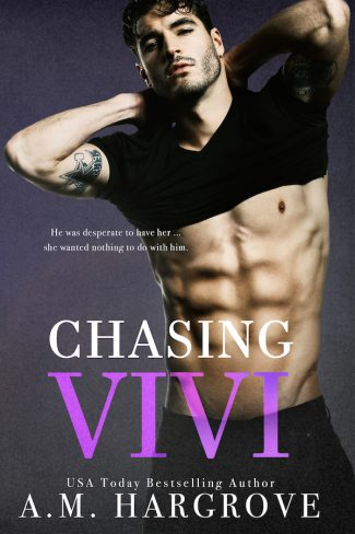Release Day Blitz: Chasing Vivi by AM Hargrove