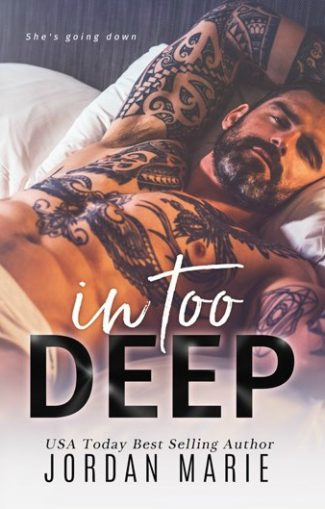 Cover Reveal: In Too Deep (Doing Bad Things #1) by Jordan Marie
