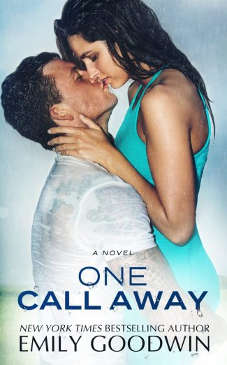 Cover Reveal: One Call Away by Emily Goodwin
