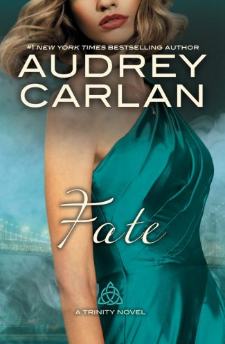 Release Day Blitz: Fate (Trinity #5) by Audrey Carlan