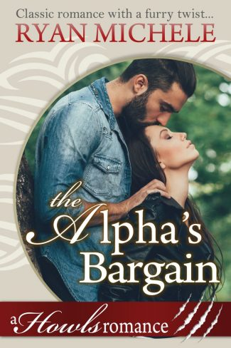 Release Day Blitz & Giveaway: The Alpha's Bargain (A Howl's Romance #2) by Ryan Michele