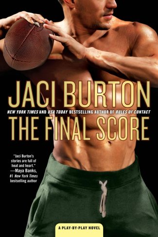 Release Day Blitz & Giveaway: The Final Score (Play-by-Play #13) by Jaci Burton