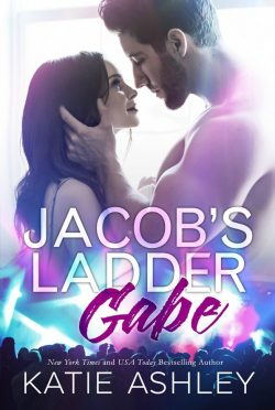 Cover Reveal: Gabe (Jacob's Ladder #1) by Katie Ashley
