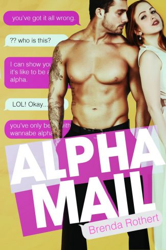 Cover Reveal: Alpha Mail by Brenda Rothert