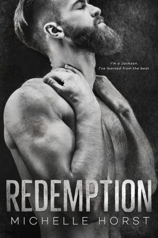 Cover Reveal: Redemption (Men of Honor #2) by Michelle Horst