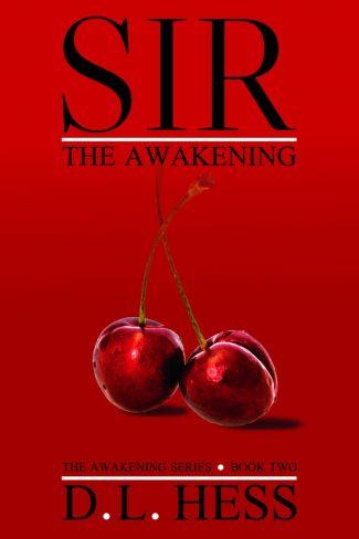 Cover Reveal: Sir: The Awakening (The Awakening #2) by DL Hess
