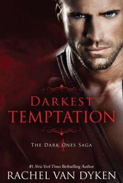 Release Day Blitz: Darkest Temptation (The Dark Ones Saga #4) by Rachel Van Dyken