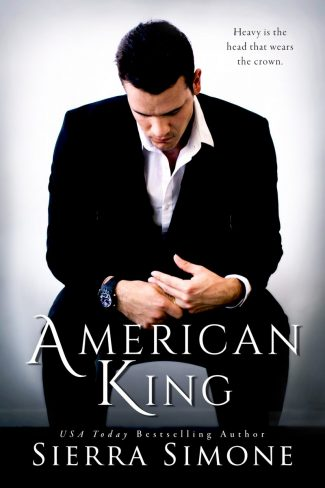 Release Day Blitz: American King (New Camelot Trilogy #3) by Sierra Simone