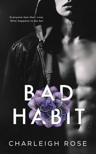 Cover Reveal: Bad Habit by Charleigh Rose