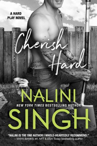 Cover Reveal: Cherish Hard (Hard Play #1) by Nalini Singh