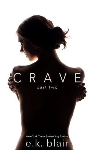 Release Day Blitz: Crave (Crave Duet #2) by EK Blair