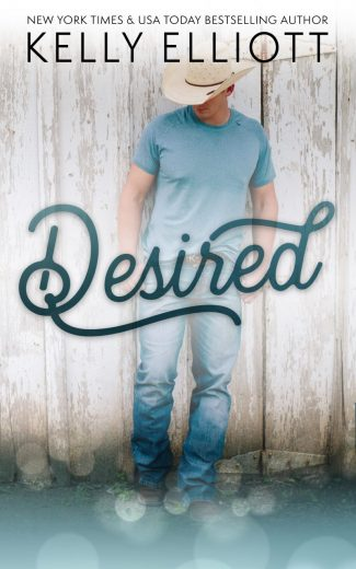 Cover Reveal: Desired (Wanted #6) by Kelly Elliott