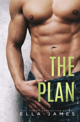 Cover Reveal: The Plan by Ella James