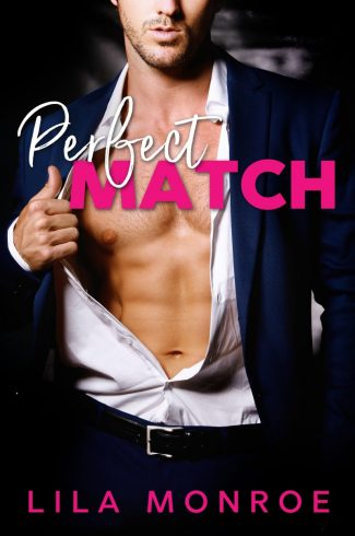 Cover Reveal: Perfect Match by Lila Monroe