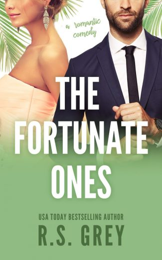 Cover Reveal: The Fortunate Ones by RS Grey
