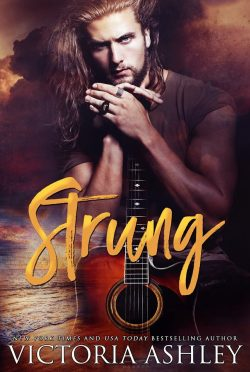 Cover Reveal: Strung by Victoria Ashley