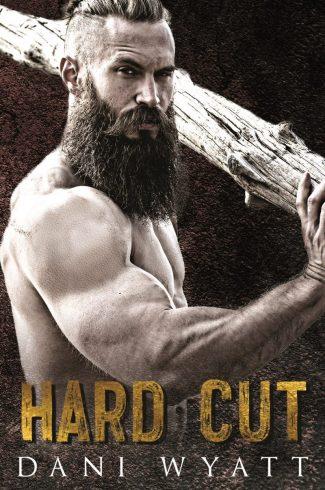 Cover Reveal: Hard Cut (Cut #1) by Dani Wyatt