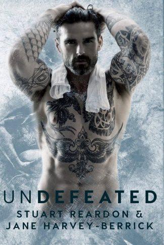 Cover Reveal: Undefeated by Stuart Reardon & Jane Harvey-Berrick