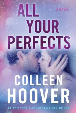 Cover Reveal: All Your Perfects by Colleen Hoover