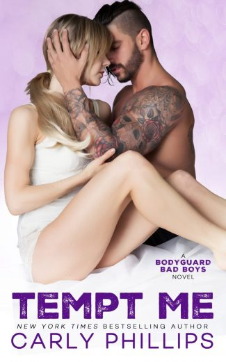 Release Day Blitz: Tempt Me (Bodyguard Bad Boys #2) by Carly Phillips