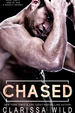 Cover Reveal & Giveaway: Chased by Clarissa Wild
