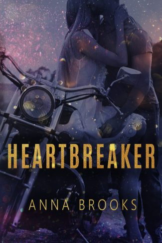 Cover Reveal: Heartbreaker (Bulletproof Butterfly #1.5) by Anna Brooks