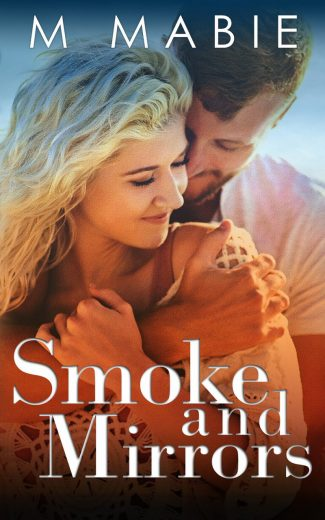 Cover Reveal: Smoke and Mirrors (City Limits #3) by M Mabie