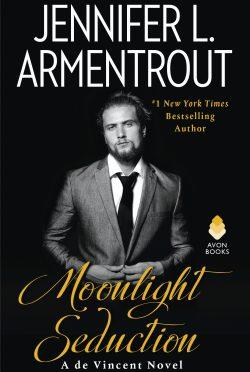 Cover Reveal: Moonlight Seduction (de Vincent #2) by Jennifer L Armentrout