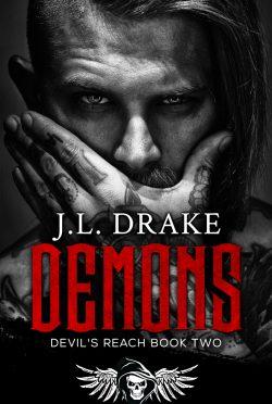 Release Day Blitz: Demons (Devil's Reach #2) by JL Drake