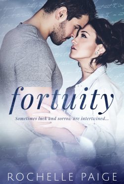 Cover Reveal: Fortuity by Rochelle Paige