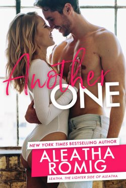 Cover Reveal: Another One (Lighter Ones #3) by Aleatha Romig