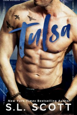 Cover Reveal: Tulsa (Crow Brothers #2) by SL Scott