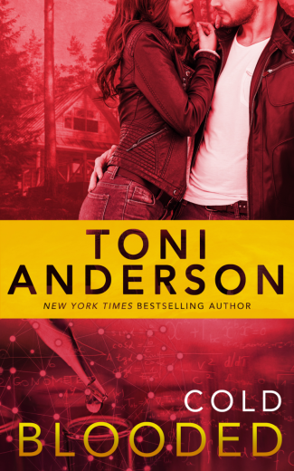 Cover Reveal: Cold Blooded (Cold Justice #9) by Toni Anderson