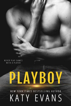 Cover Reveal: Playboy by Katy Evans