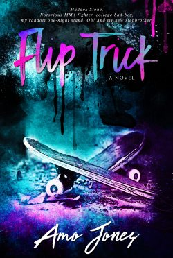 Cover Reveal: Flip Trick by Amo Jones