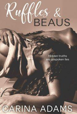 Cover Reveal: Ruffles & Beaus by Carina Adams