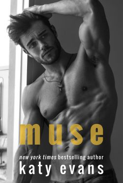 Cover Reveal: Muse (Manhattan #3) by Katy Evans