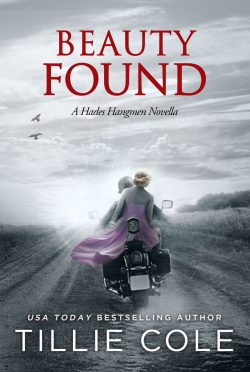 Cover Reveal: Beauty Found (Hades Hangmen #6.5) by Tillie Cole