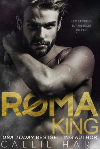 Cover Reveal: Roma King by Callie Hart