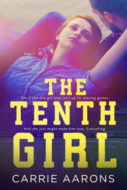 Cover Reveal: The Tenth Girl by Carrie Aarons