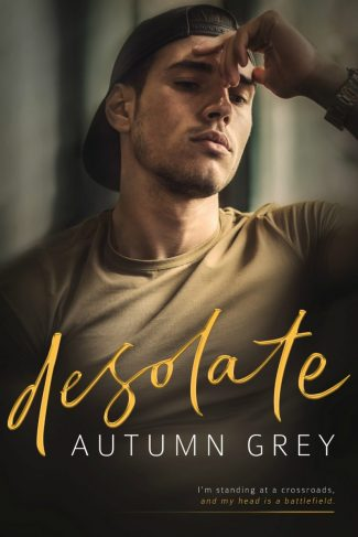 Cover Reveal: Desolate (Grace Trilogy #1) by Autumn Grey