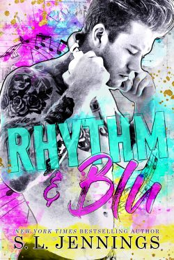 Cover Reveal: Rhythm & Blu by SL Jennings