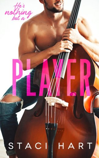 Cover Reveal: Player by Staci Hart