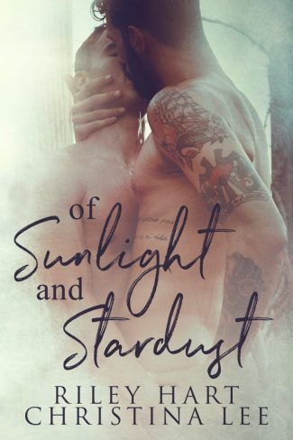 Cover Reveal: Of Sunlight and Stardust by Christina Lee & Riley Hart