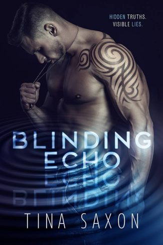 Cover Reveal: Blinding Echo by Tina Saxon