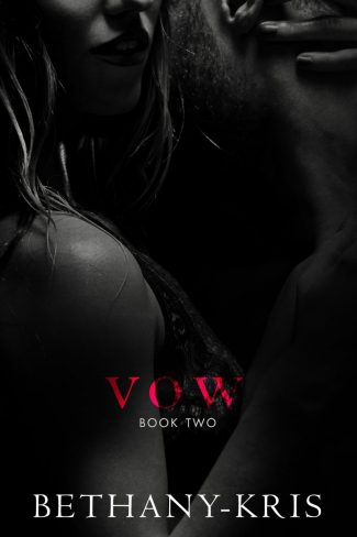 Cover Reveal & Giveaway: Vow (Andino + Haven #2) by Bethany-Kris