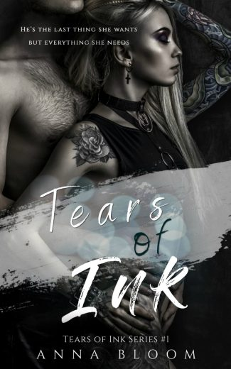 Cover Reveal: Tears of Ink (Tears of… #1) by Anna Bloom