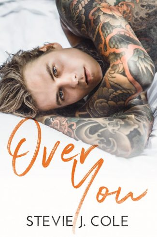 Cover Reveal: Over You by Stevie J Cole