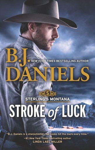 Release Day Blitz: Stroke of Luck (Sterling's Montana #1) by BJ Daniels