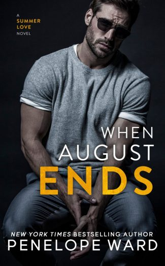 Release Day Blitz: When August Ends by Penelope Ward
